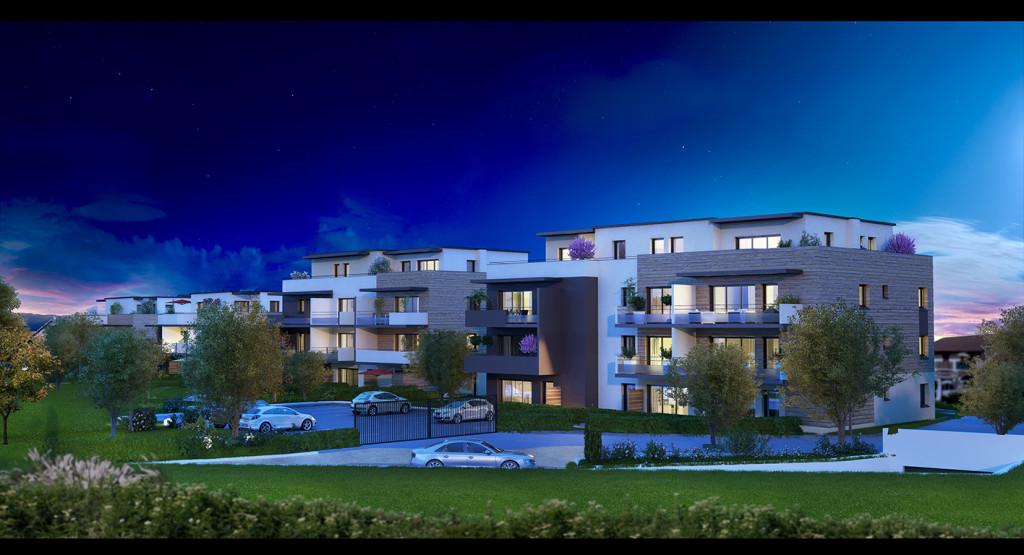 Acheter t3 de 68m au rdc a ornex 01210 projets for Ornex carrelage