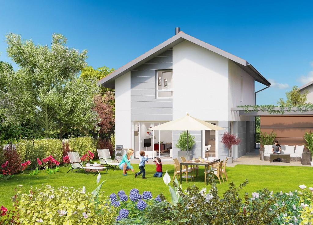 Acheter une maison 4 pieces a prevessin projets for Achete un maison