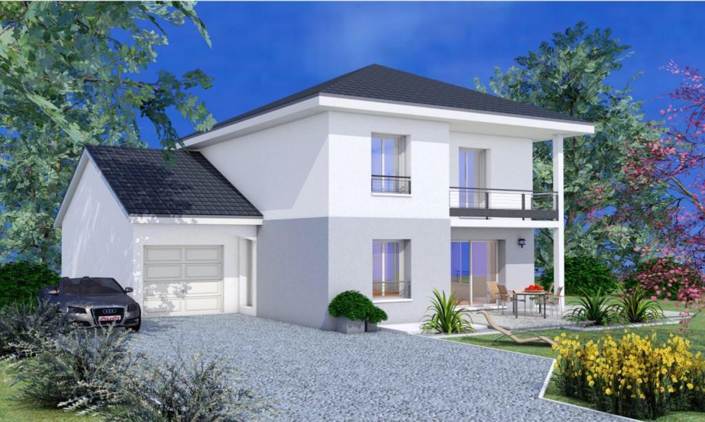 Petit lotissement de 11 maisons neuves 120m en vente a for Vente maison neuve 04